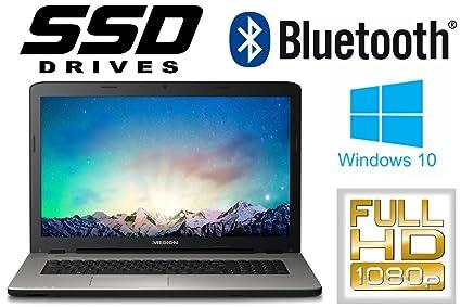 Portátil Medion e7419 - 128 GB SSD + 500 GB HDD - 8 GB RAM - DVD ...