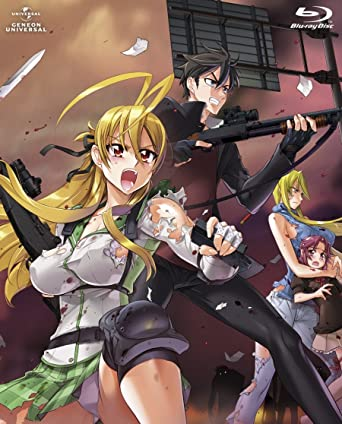 Amazon Highschool Of The Dead