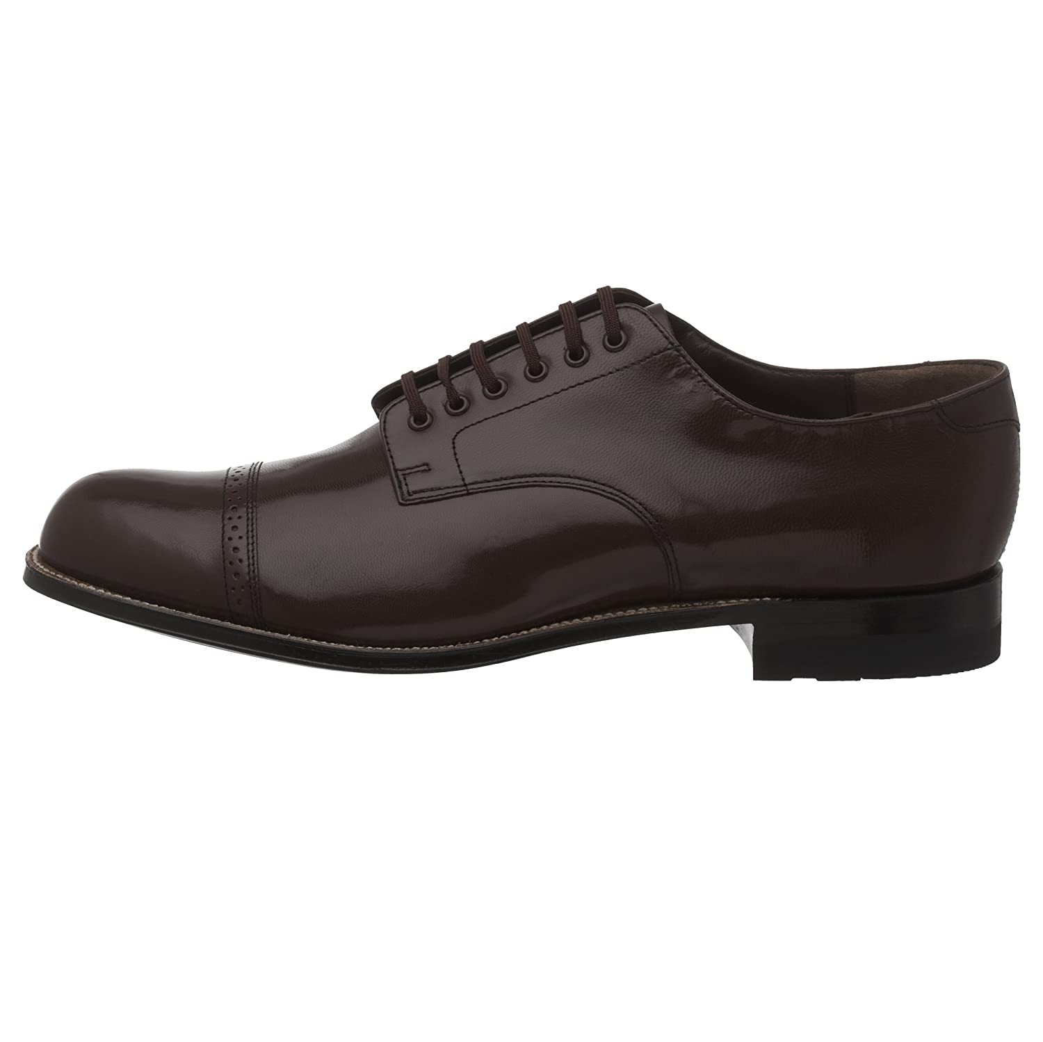 Stacy Adams Mens Madison Cap Toe Oxford