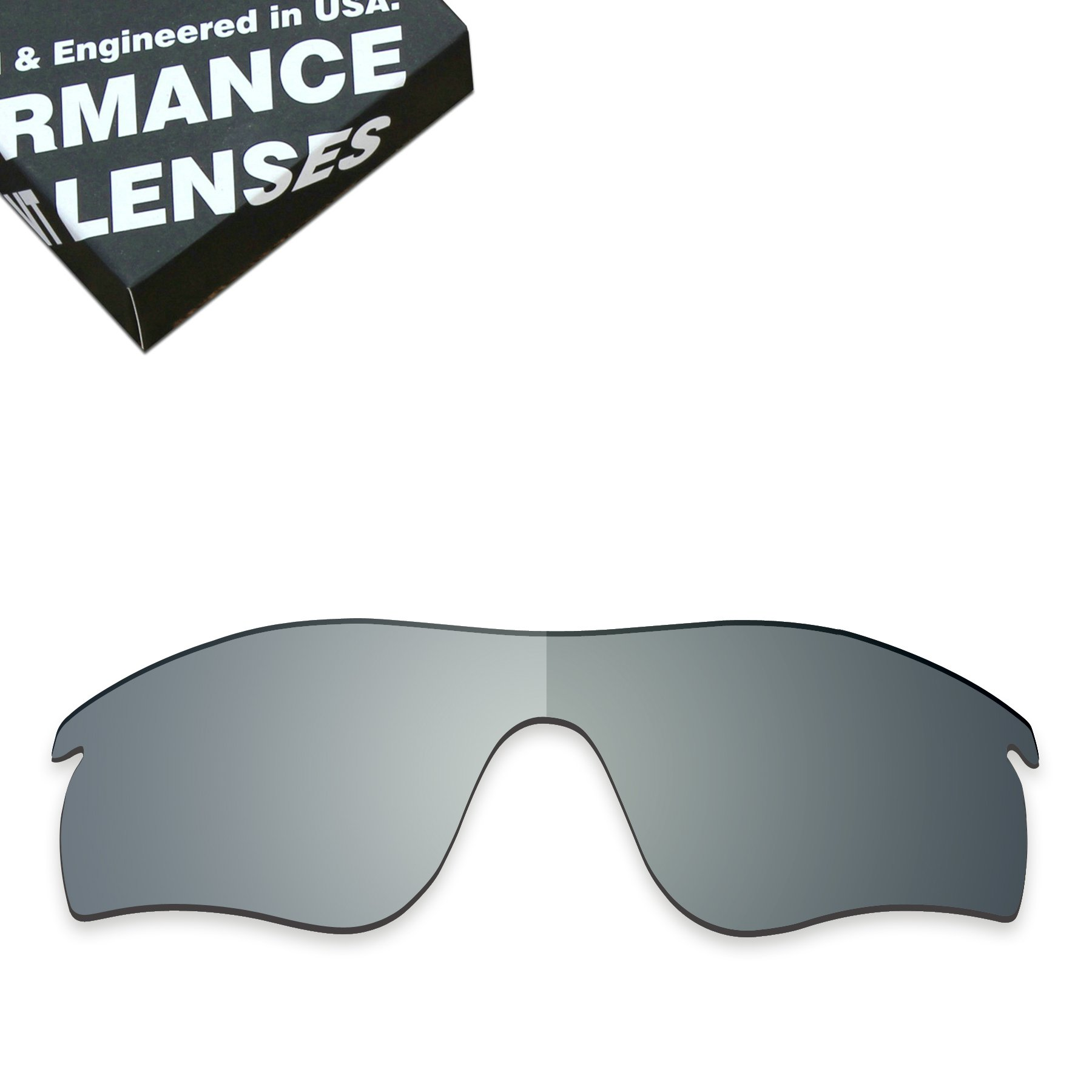ToughAsNails Polarized Lens Replacement for Oakley RadarLock Path Sunglass - Options