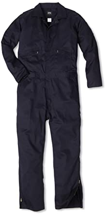 23c0774e23f Amazon.com  Key Apparel Men s Big   Tall Deluxe Unlined Long Sleeve Coverall   Overalls  Clothing
