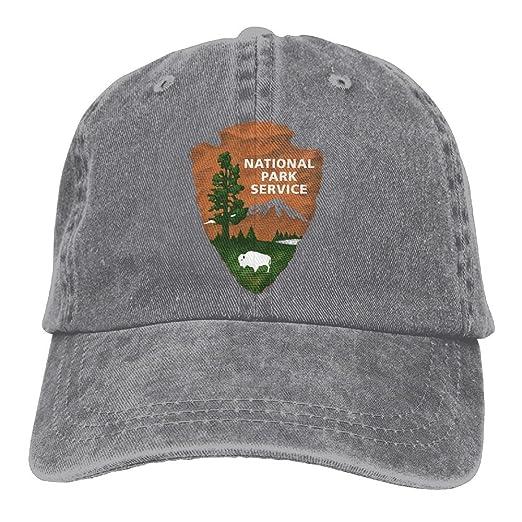 FBGVFD US National Park Logo Baseball Caps Fashion Top Level Snapback For  Men 59d8c79424c