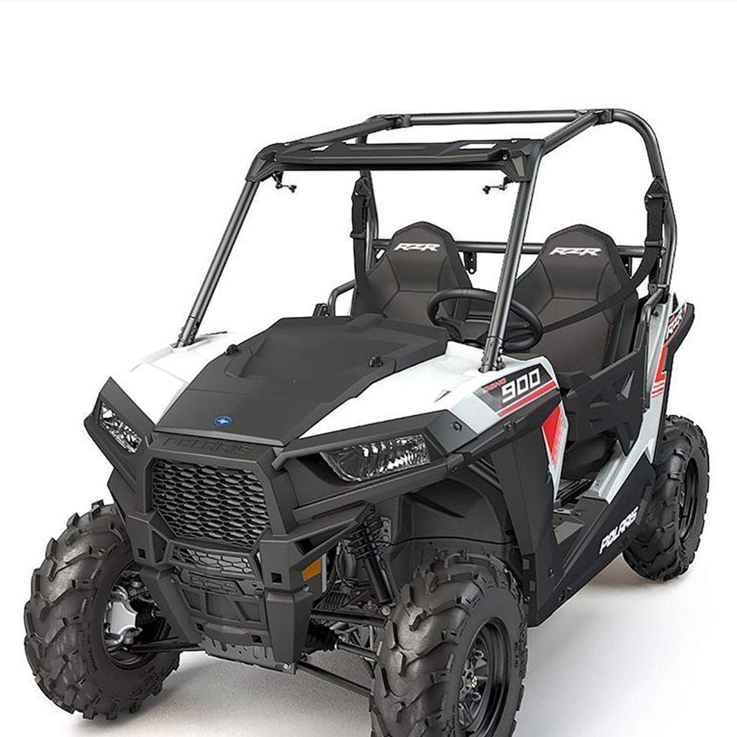 POLARIS RZR UNDER VISOR 30 LIGHT BAR MOUNT BY POLARIS 2881203