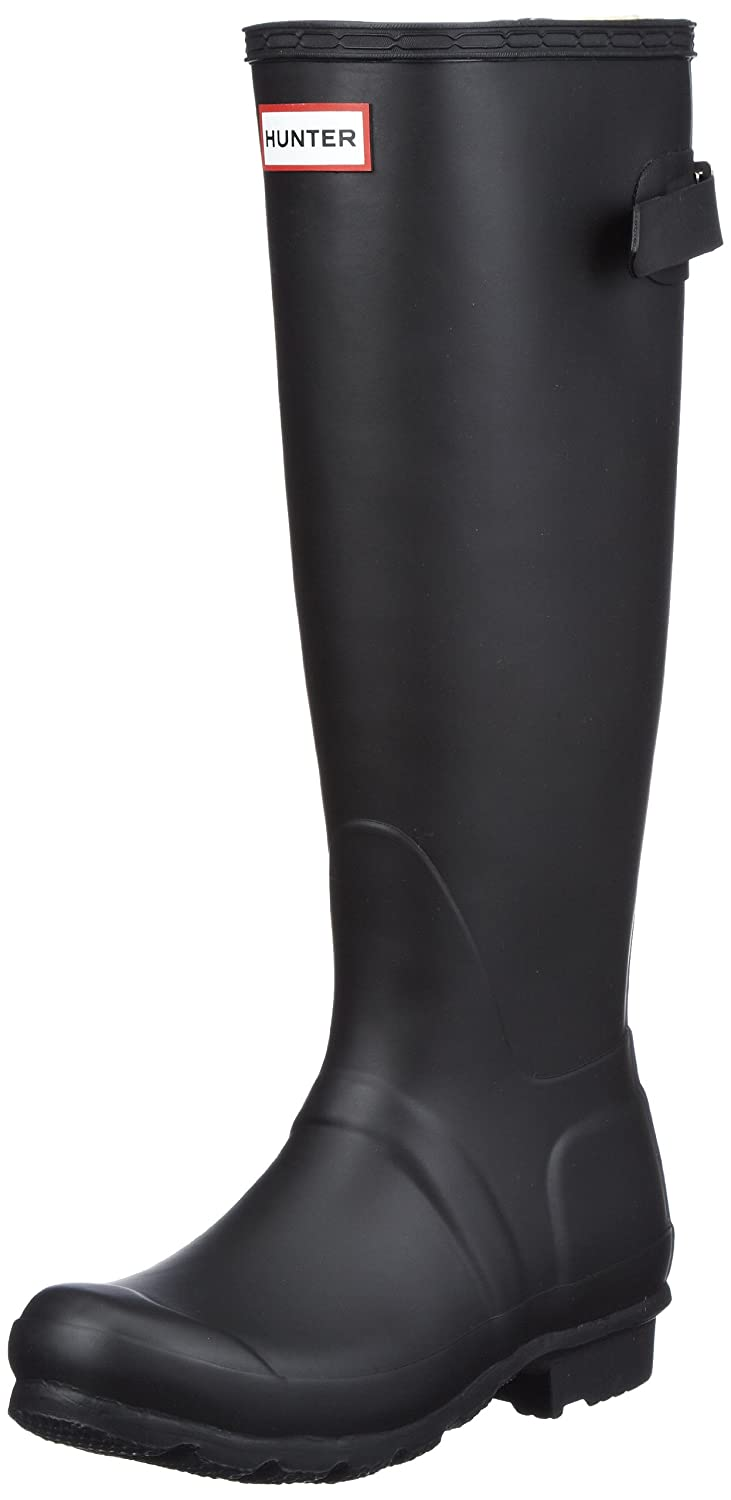 Hunter Original Tall Adjustable W Botas de caucho unisex