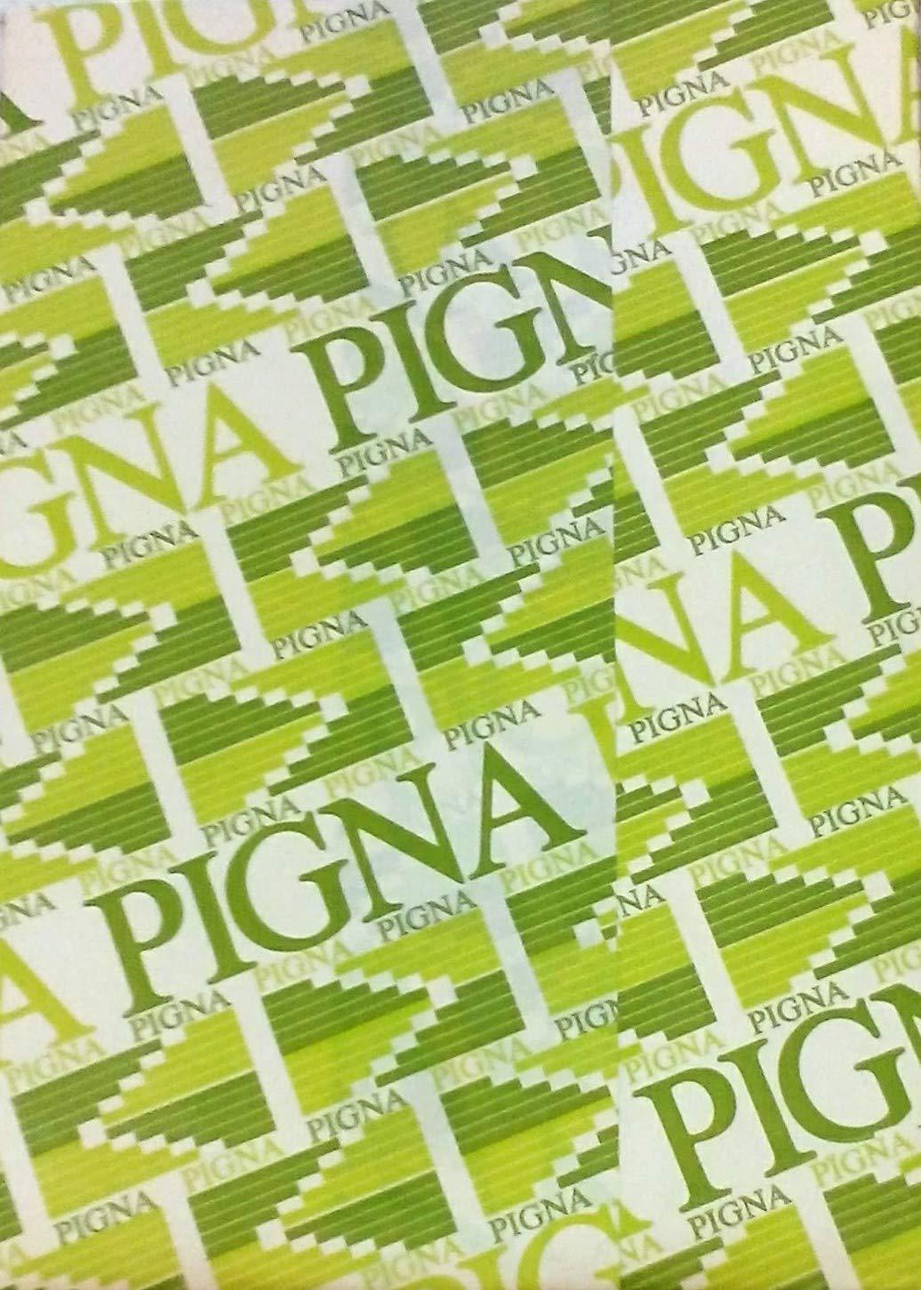 Pigna - Extra Strong - Risma di carta da 400 fogli - carta finissima - fine typing paper - QFE 60gr/mq Cartiera Paolo Pigna Spa