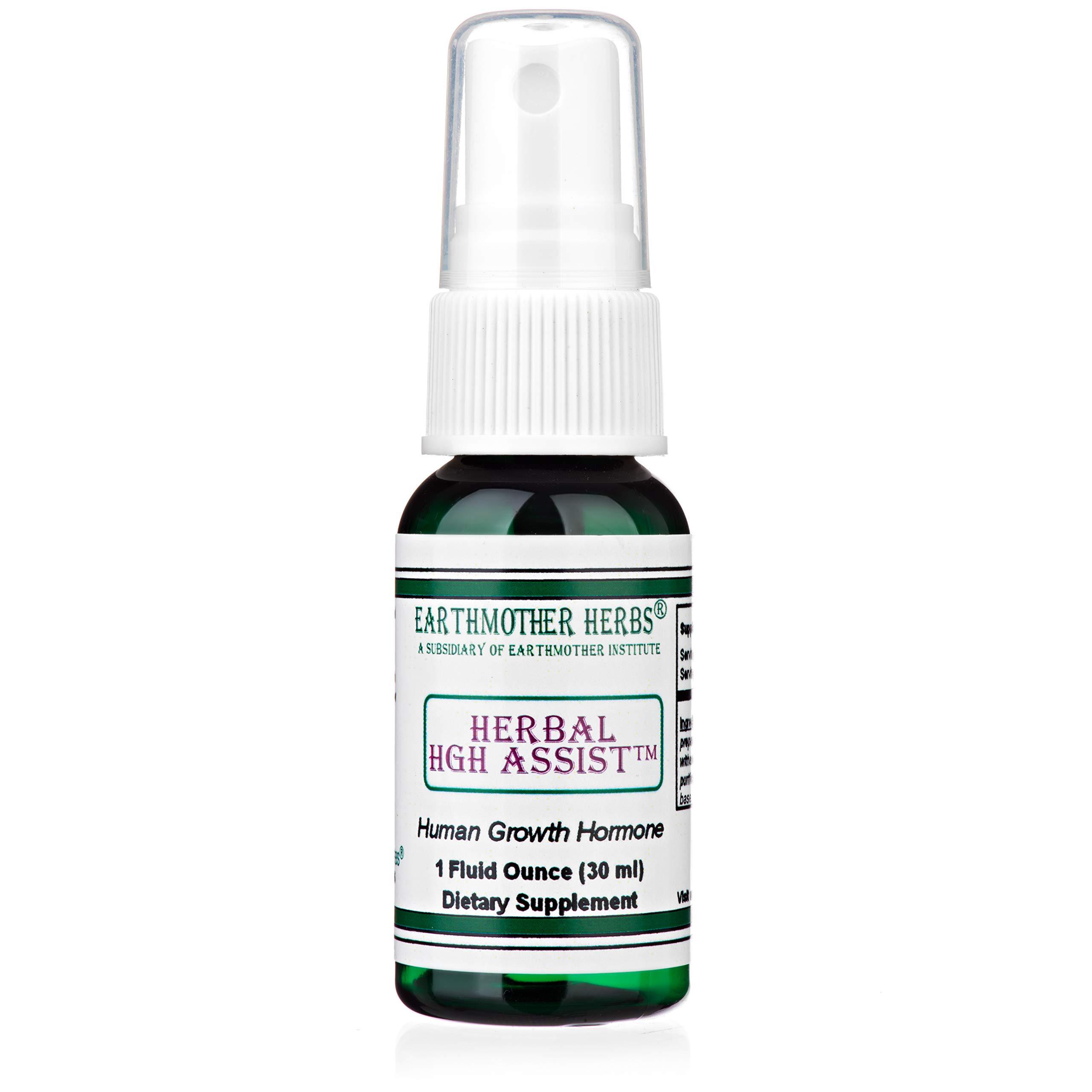 Earthmother Herbs HGH Assist