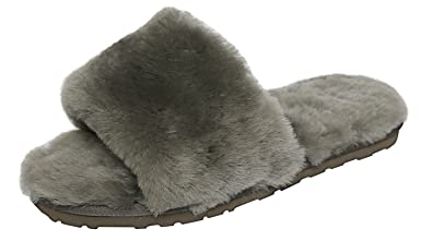 9f5fb244efb SLPR Women's Sheepskin Slide Slippers