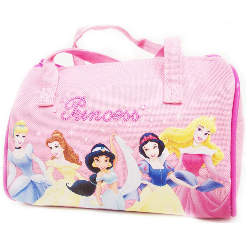 Amazon.com : Disney Princess Small Hand Bag for Little Girl -7 ...