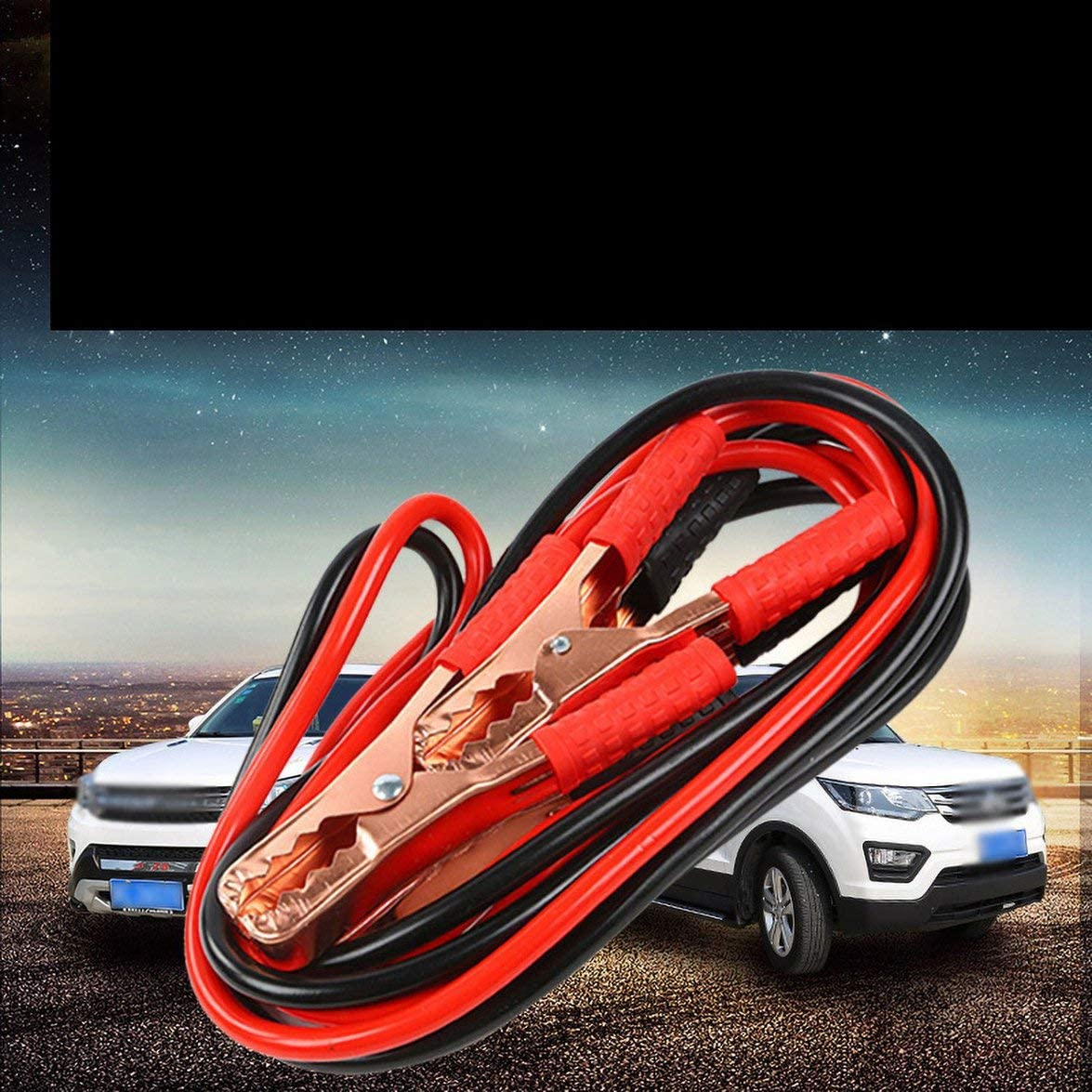 Heavy Duty Durable Molded Wire Cable Gauge Power Booster Cable Jumping Cables Emergency Car Battery Jumper