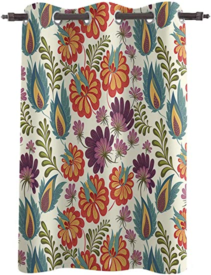 Blackout Window Curtains Drapes 96inch Long
