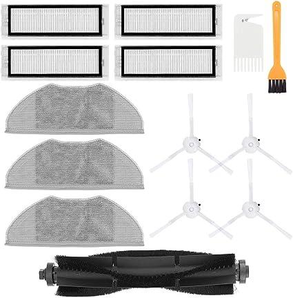 Panni per mop per aspirapolvere robot 360 S7 Pro accessori per aspirapolvere robot Panni per pulizia con straccio 2 pezzi