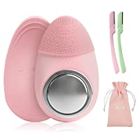 Deals on VKK Facial Cleansing Brush Silicone Sonic Face Brush