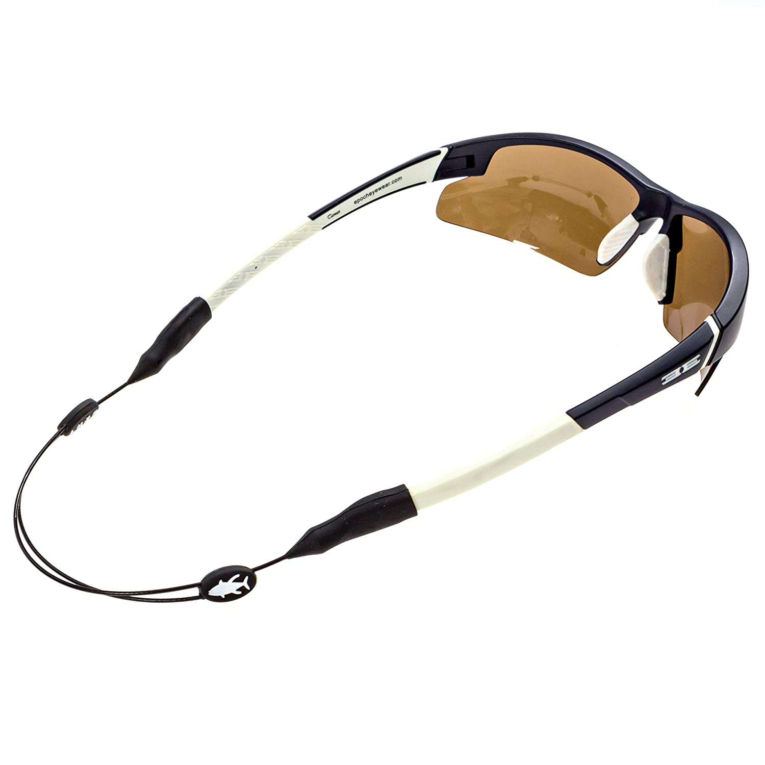 38fd113f168 Luxe Performance Cable Strap - Premium Adjustable No Tail Sunglass Strap    Eyewear Retainer for your Sunglasses