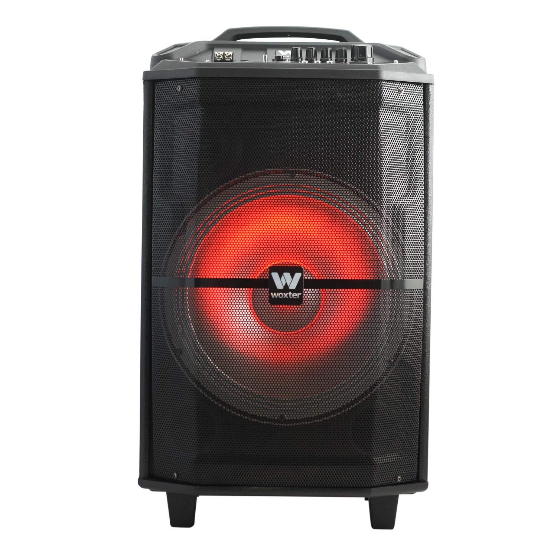 Woxter RocknRoller XL - Altavoz inalámbrico transportable, Color Negro: Woxter: Amazon.es: Electrónica