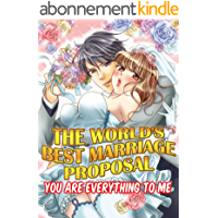 The World's Best Marriage Proposal Vol.1 (TL Manga): You Are Everything To Me (English Edition)