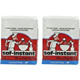 Saf Instant Yeast, 1 Pound Pouch (2-Pack)