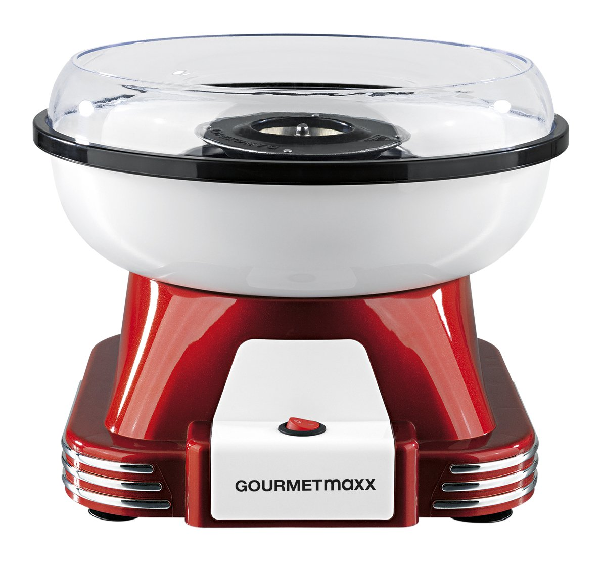 Amazon.de: GOURMETmaxx 07329 Zuckerwatte-Maschine für zuhause ...