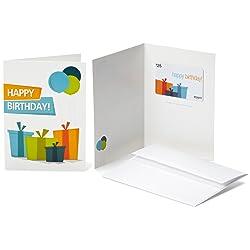 Amazon birthday gift cards birthday card negle Images
