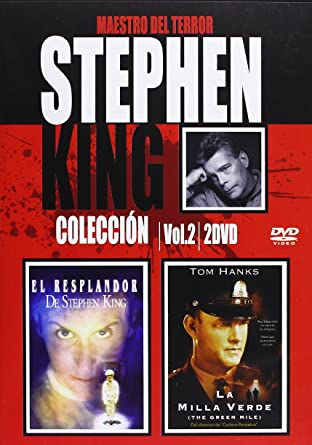 Pack stephen king 2 (2 dvds): Amazon.es: Cine y Series TV
