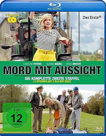 Mord mit Aussicht - Die komplette zweite Staffel - Gesamtbox (2 Blu-rays)