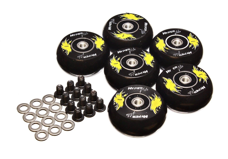 Energy Suspension 9.9170G 2''/50mm Creeper Wheel - Set of 6