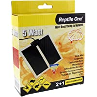Heat Mat Reptile 5W 14 X 15cm 240V Reptile One Safety Cut Off Feature Thermal