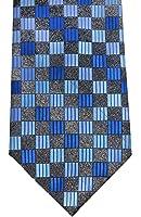 OCIA® Corbata de microfibra fina con estampado a cuadros elegante para hombres - Modelos A Elegir