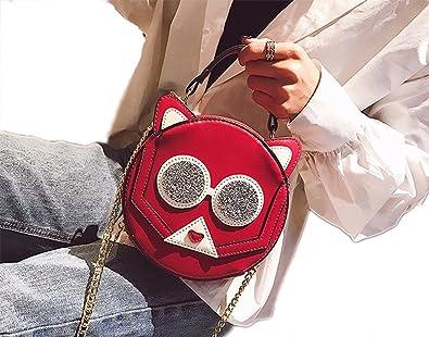 ccf0d8e7e870 Wanghong Fashion Exquisite Crossbody Bag