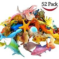 YeoNational Toys Animales de Juguete, Surtido DE 52