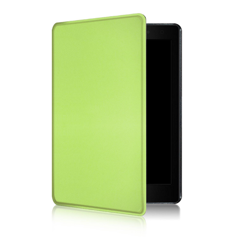 ENJOY-UNIQUE For Kobo Aura One Smart PU Leather Case Cover Ultra Thin Case Cover for Kobo Aura One 7.8inch Ereader