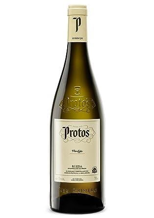 Protos - Vino blanco Verdejo - 75 cl