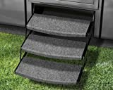 """Prest-O-Fit 2-4109 Castle Gray 22"""" Wide Outrigger"""