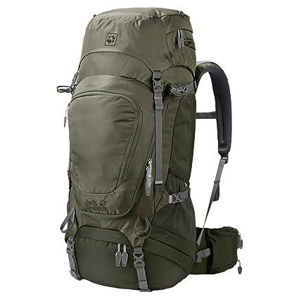 917329ecc80 Amazon.com : Jack Wolfskin Highland Trail Xt 50 Rucksack, Woodland Green :  Sports & Outdoors