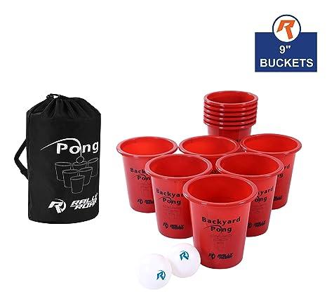 Beer pong hook up