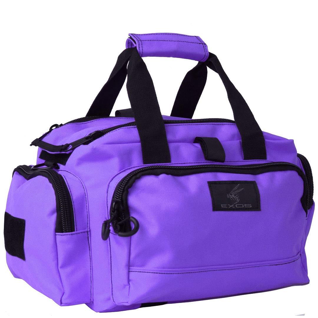Exos Range Bag (Purple) by Exos