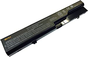 New GHU Battery 58 WH Replacement 593572-001 HSTNN-DB1A HSTNN-CB1A PH06 593573-001 PH09 Compatible for HP ProBook 620 625 4320 4321s 4320s 4325s 4420s 4520s 4525s Compaq 320 321 326 420 425 621