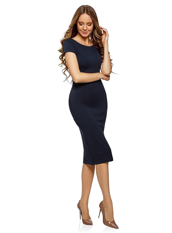 oodji Collection Damen Midi-Kleid (2er-Pack)