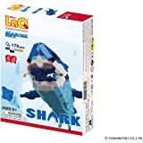 LaQ Marine World Shark - 4 Models, 175 Pieces - Creative Construction Toy