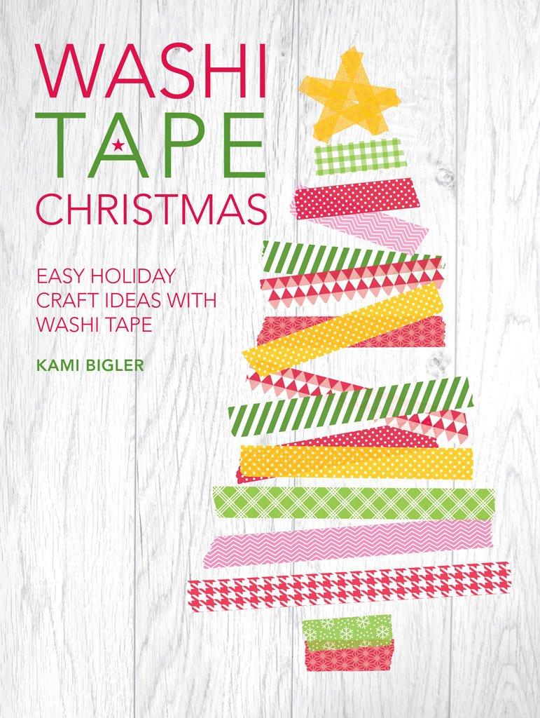 Washi Tape Christmas Holiday Craft