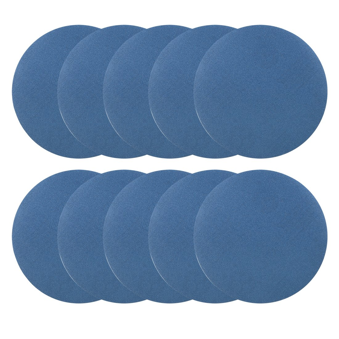 uxcell 3inch Dia 1000 Grit Sanding Disc Flocking Sandpaper 50pcs for Oscillating Tool a16031000ux0901