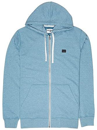 bestbewertet billig farblich passend Verkauf Einzelhändler BILLABONG Herren All Day Zip Hood Sweatshirtjacke