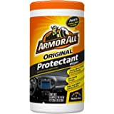 Armor All 10834 Car Interior Cleaner & Protectant Wipes 50 Count Cleaning for Cars & Truck & Motorcycle