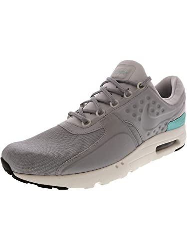 timeless design ab143 c49af Nike Mens Air Max Zero Premium Pure Platinum 881982-002 (Size  10)