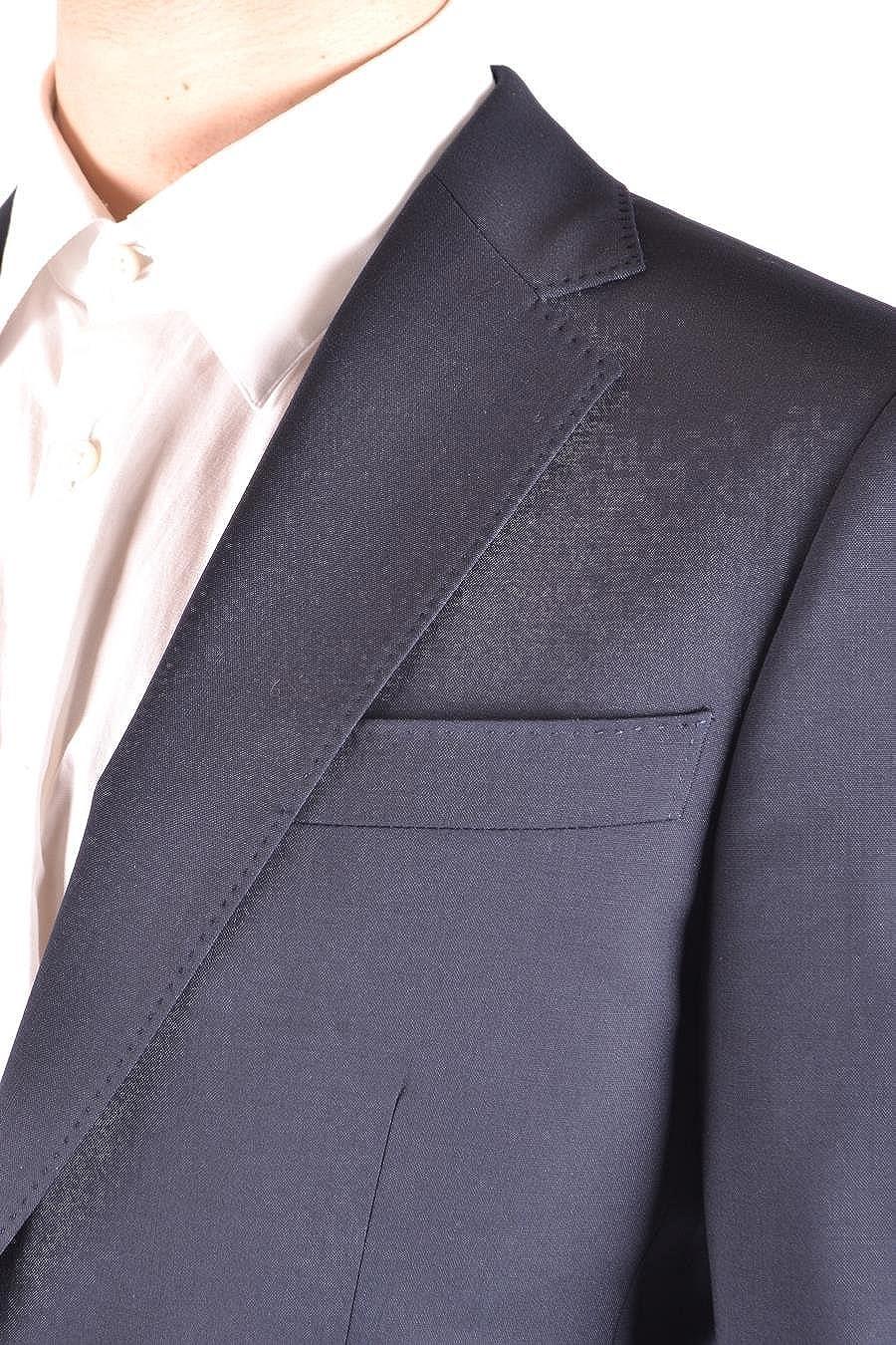 Dsquared2 Luxury Fashion Mens S74Ft0318S40320524 Blue Suit | Season Permanent