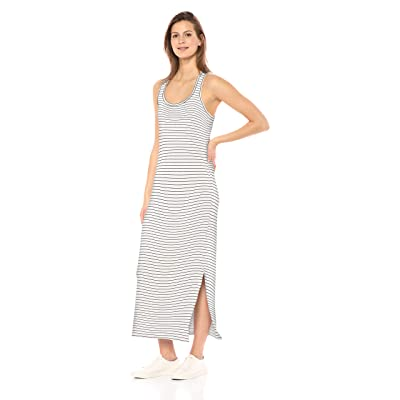 Brand - Daily Ritual Women's Supersoft Terry Racerback Maxi Dress: Clothing