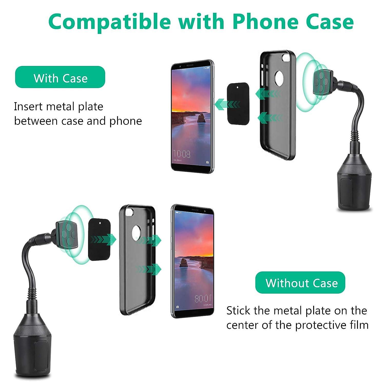 Amazon.com: LinkStyle Soporte magnético para teléfono de ...