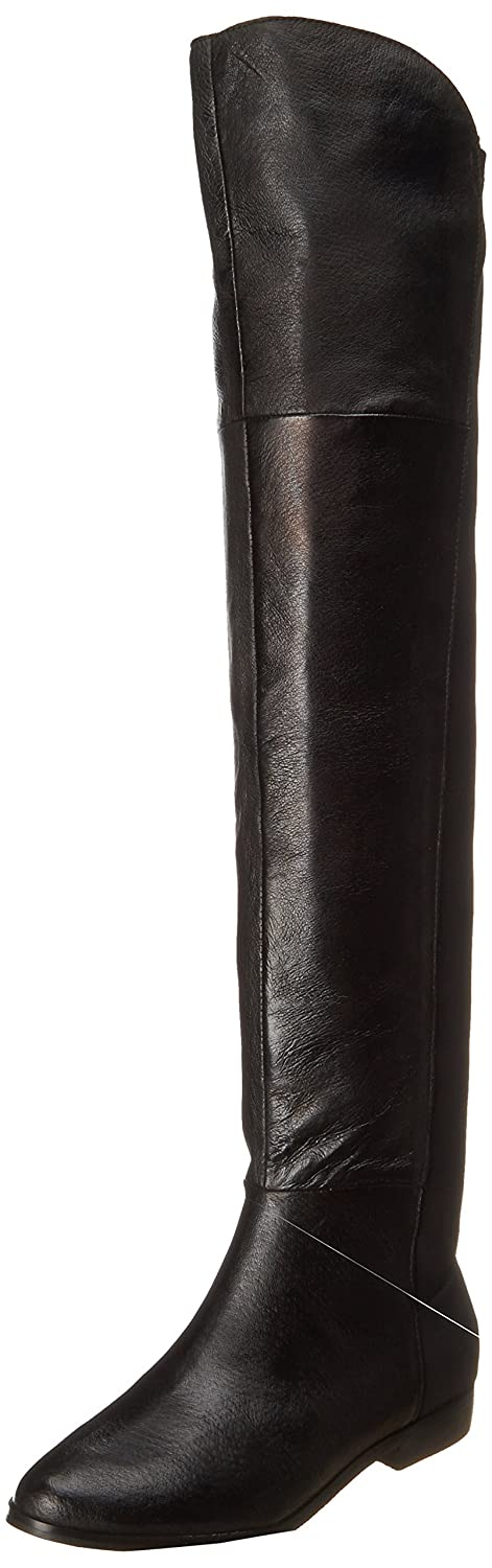 Chinese Laundry Women's Riley Riding Boot B00JPQ867E 5 B(M) US|Black Leather