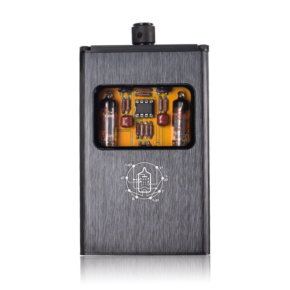 Little Bear B4 Portable Vacuum & Valve Tube Headphone Amplifier HiFi for Phone