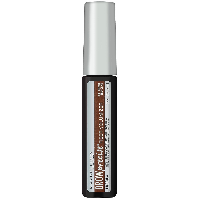 Maybelline New York Brow Precise Fiber Volumizer, 0.27 Fluid Ounces, Blonde 41554486575-Parent