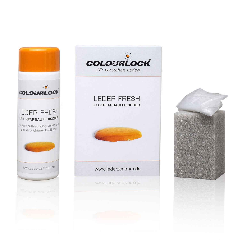 Gut gemocht Leder Fresh Tönung 150 ml Farbe F034 schwarz: Amazon.de: Küche VE47
